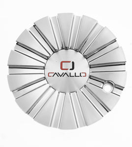 "CLV-6 Chrome CAP (18""-22x8.5"")"