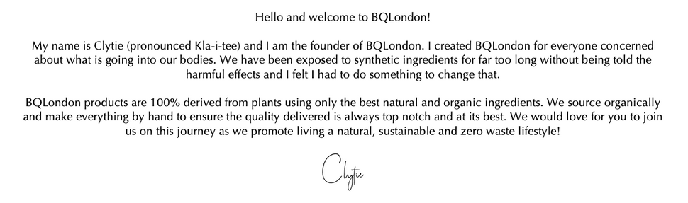 Welcome to BQLondon