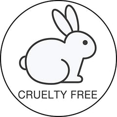 Cruelty free. Not tested on animals