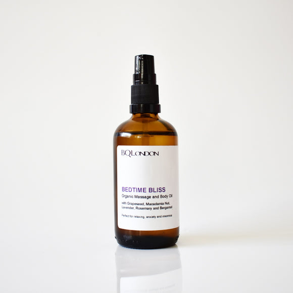Bedtime Bliss Massage and Body Oil