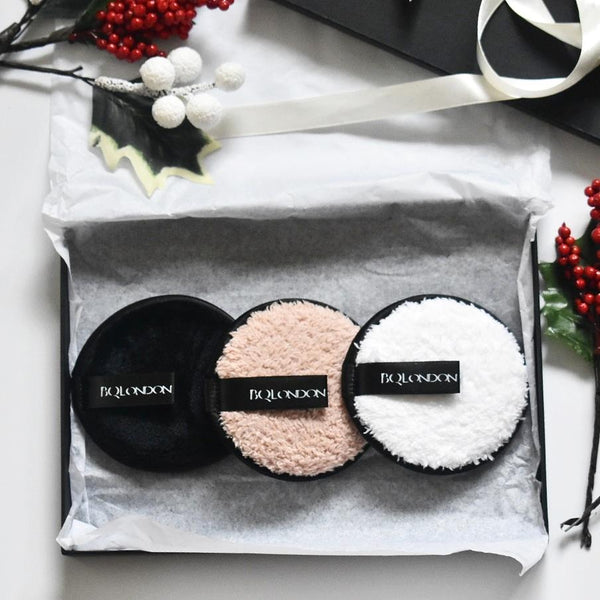 Good Skin Reusable Cleansing Puff Trio