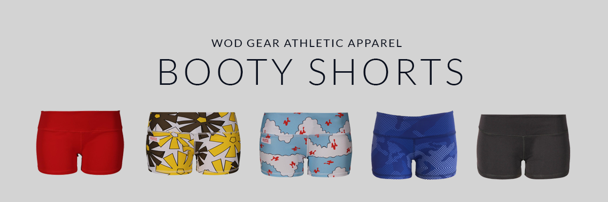 WOD Gear Booty Shorts