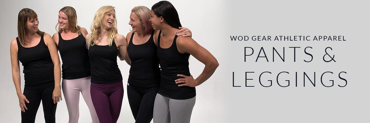 Wod Gear Pants and Leggings for Women