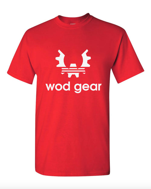 WOD Gear Tee Red