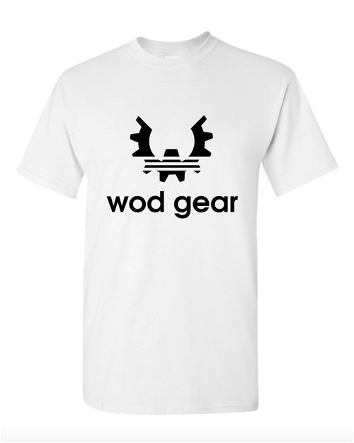 WOD Gear Tee White
