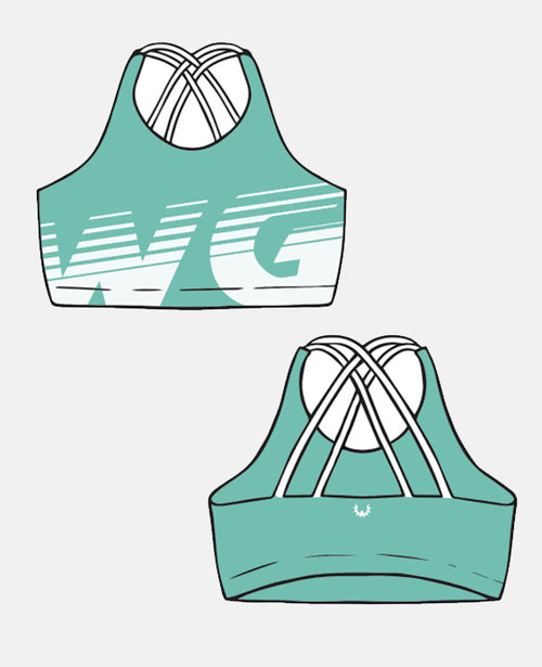 Sports Bra BLADE RUNNER WG
