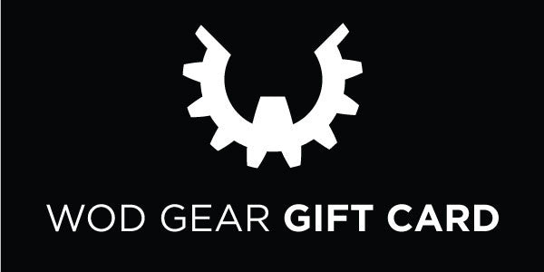 Gift Card - WOD Gear Clothing Company