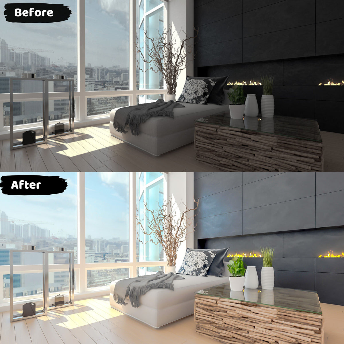 Best Presets for Interior Design and Real Estate Lightroom