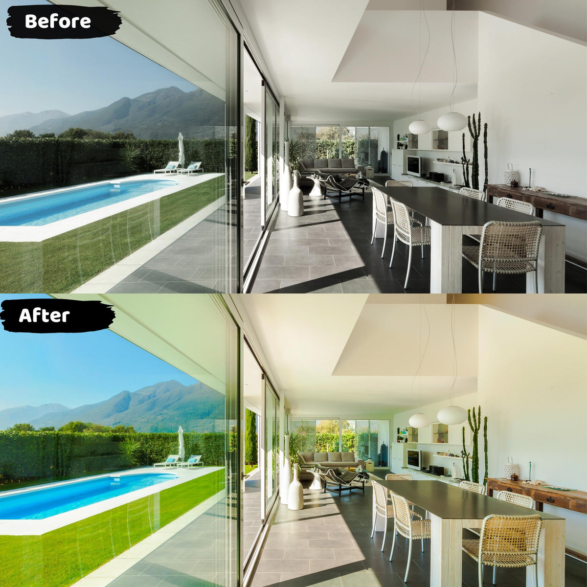 Best Real Estate Lightroom Presets Mobile