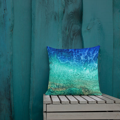 Decorative Throw Pillows - Summer Collection - The Gorgeous Coral Reefs