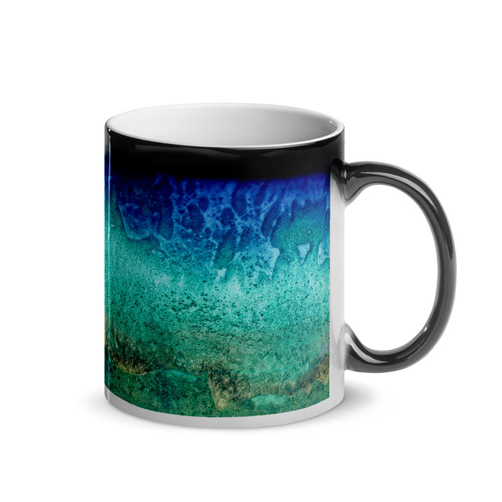 Surprise Glossy Coffee Mug - The Nature Collection - The Gorgeous Coral Reefs copy