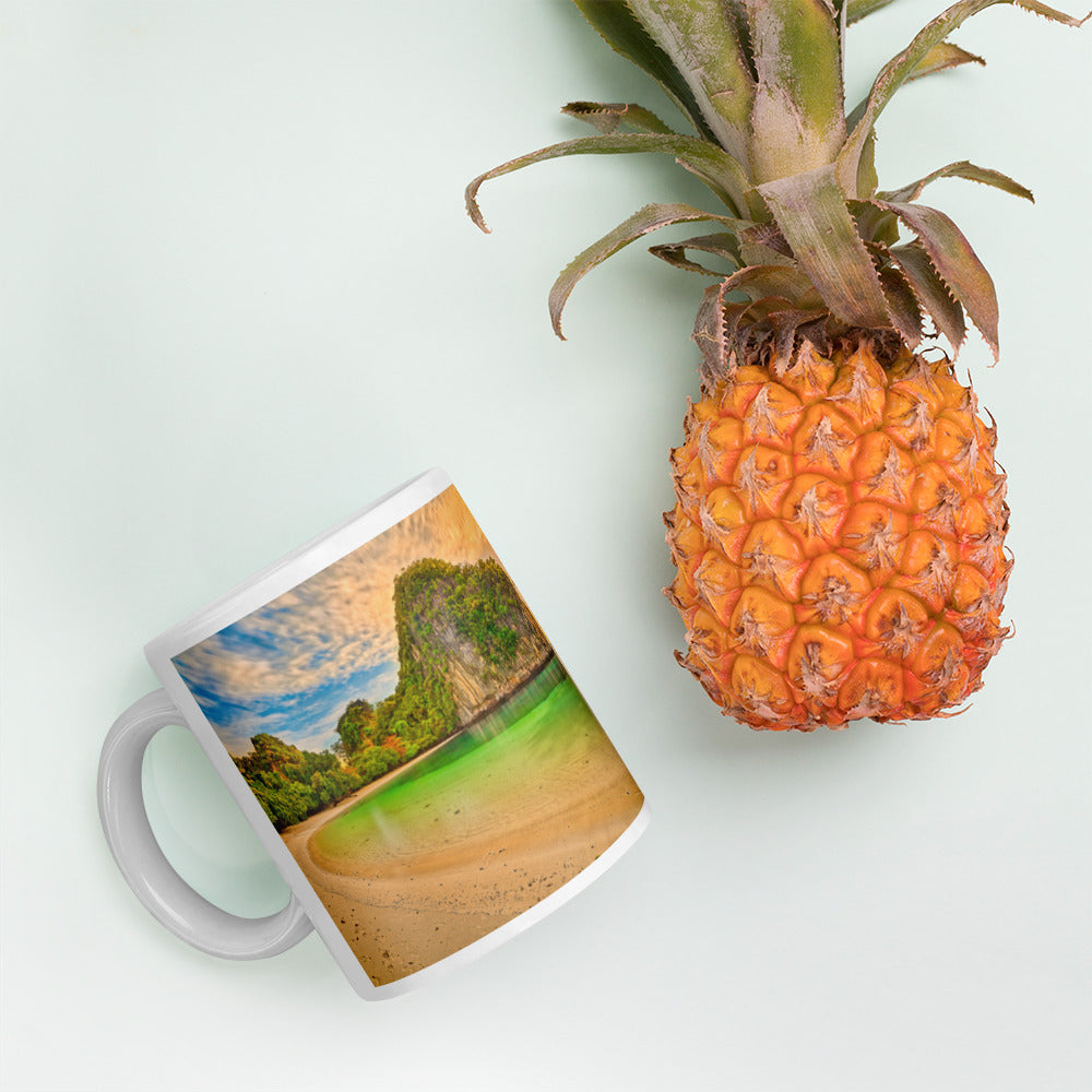 Mug - The Nature Collection - The Secluded Beach