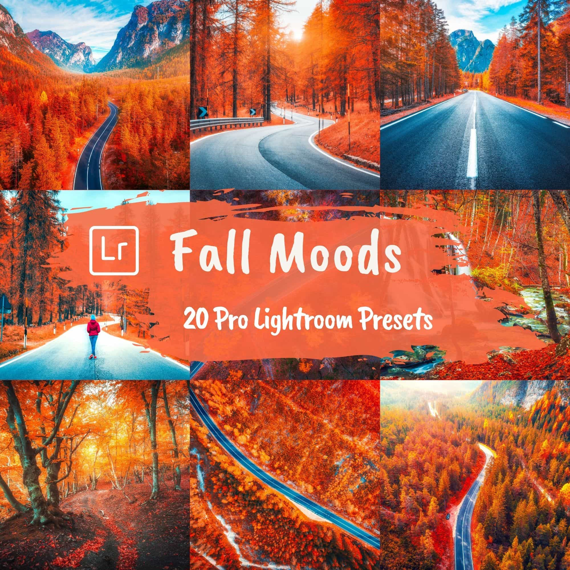 Fall Lightroom Presets Instagram