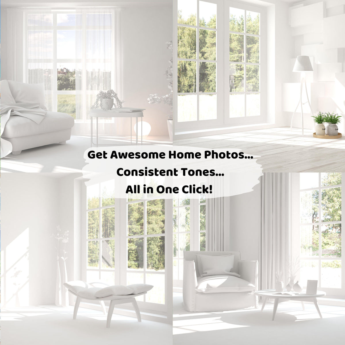 Home Real Estate Lightroom Presets Light and Airy