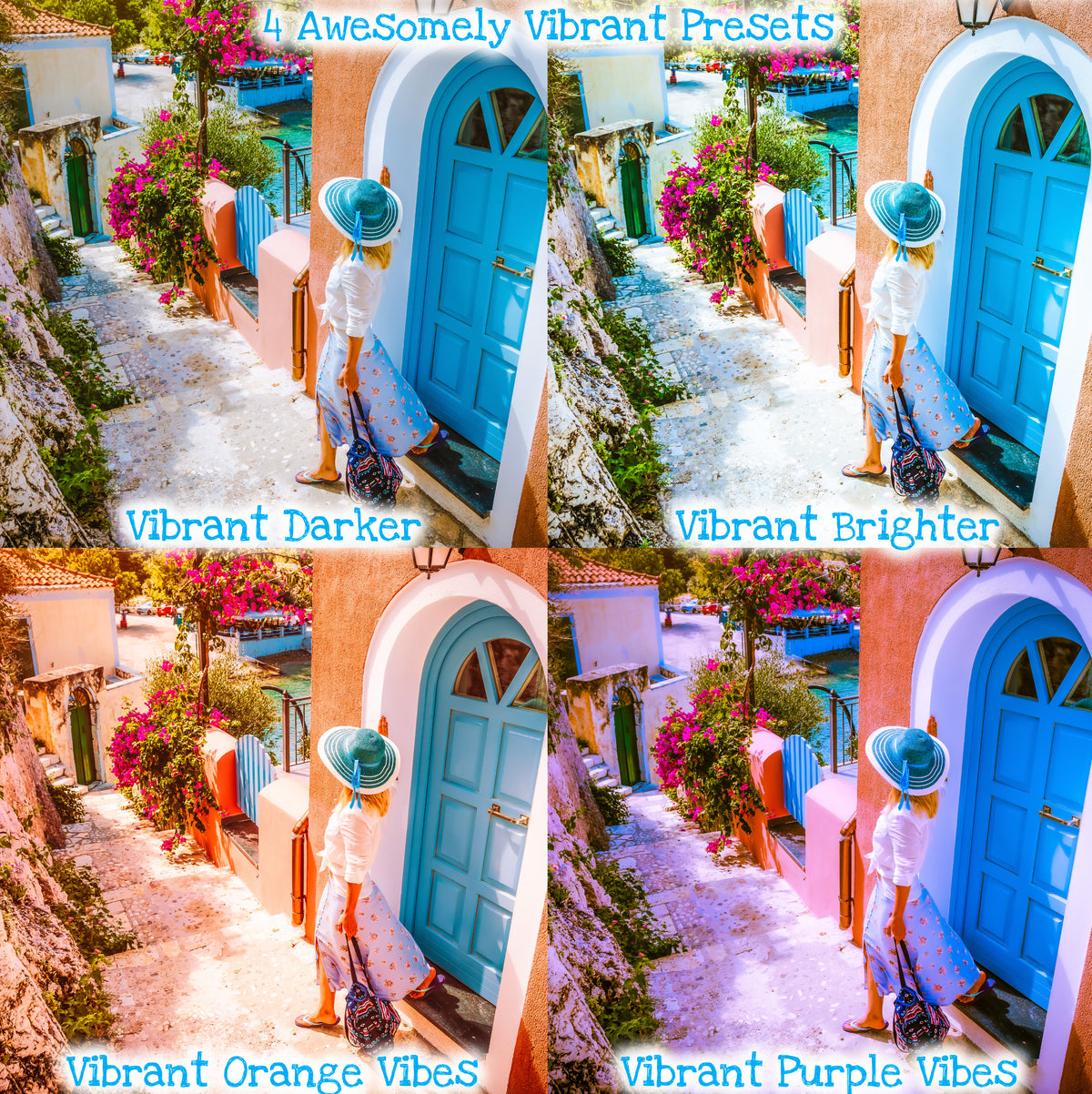 Mobile Lightroom Presets Travel Blogger Instagram