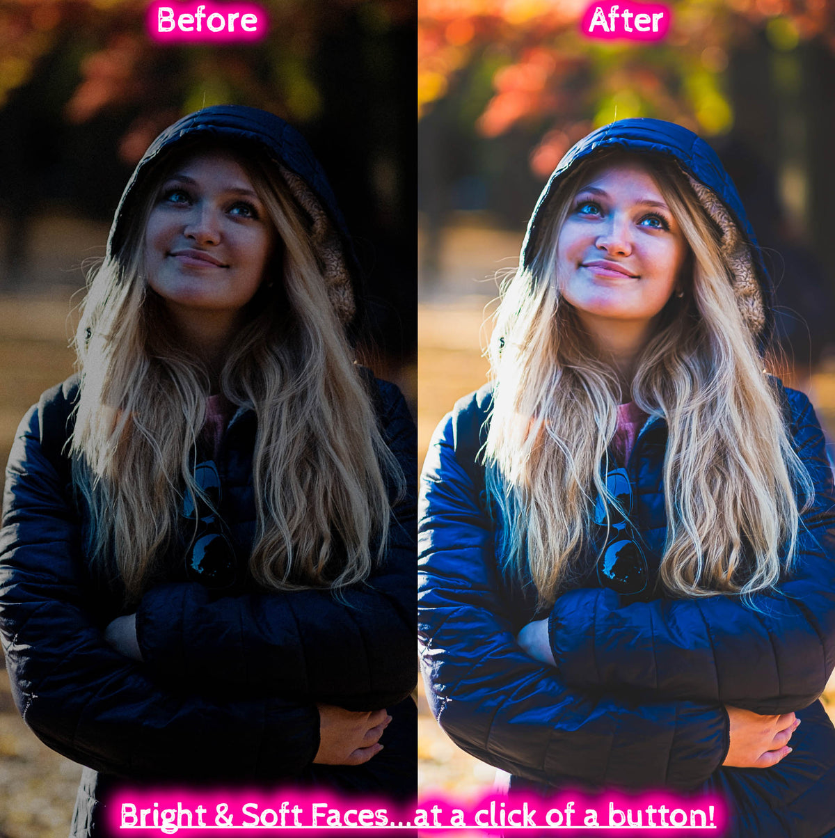Lightroom Presets for Outdoor Portraits