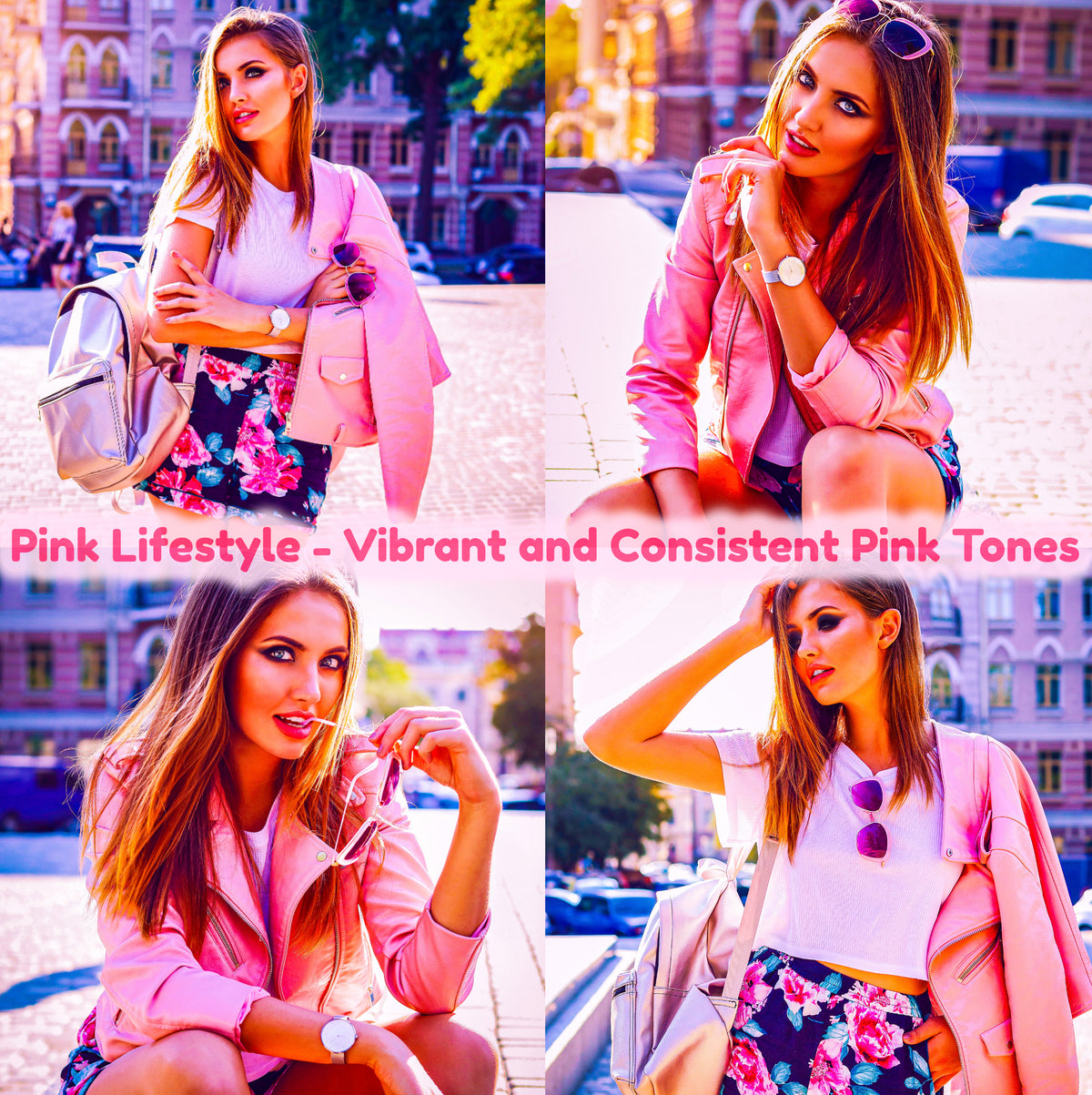 10 Pink Lady Presets