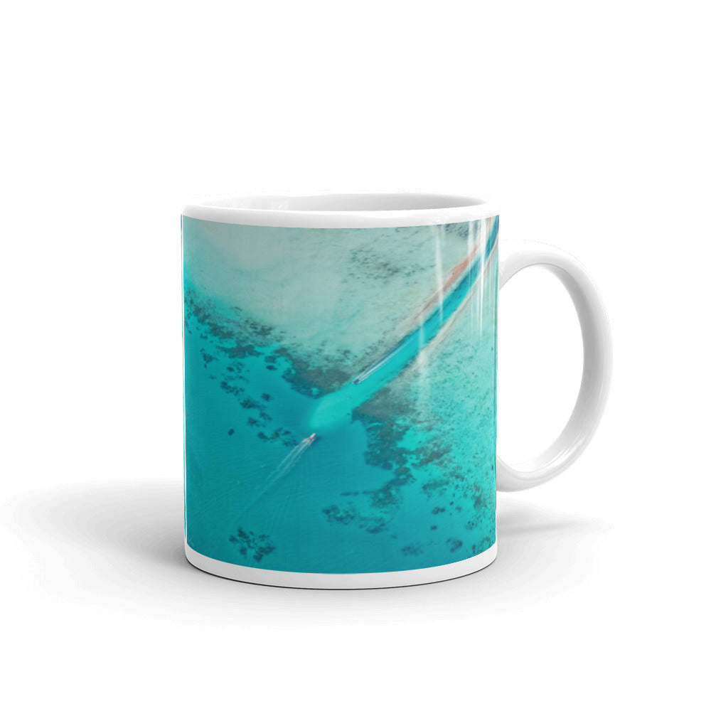 Mug - The Nature Collection - Above the Coral Reefs