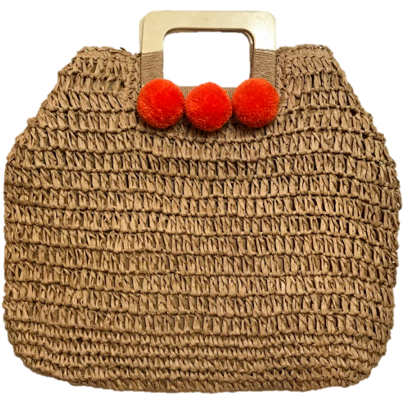 Alluring Autumn - Single Colour Pom Pom