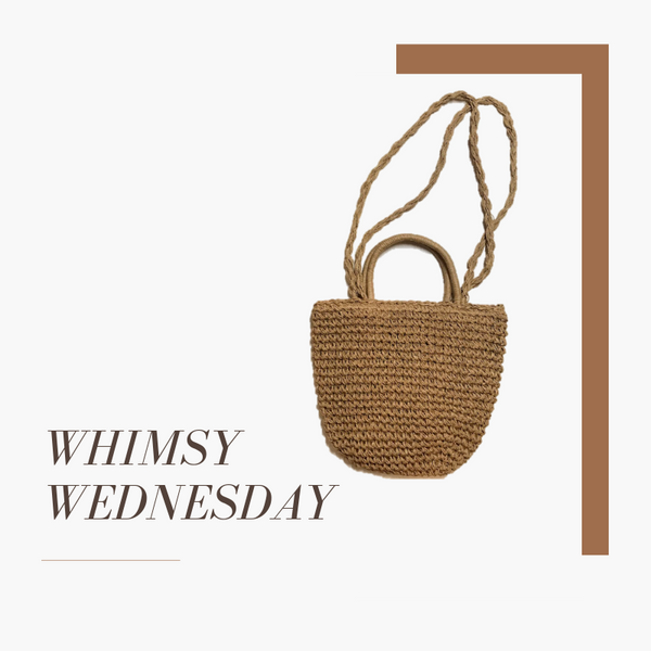 Whimsy Wednesday - Stacked Pomssel
