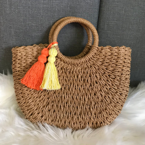 Small Snazzy Saturday - Bushy Tassel
