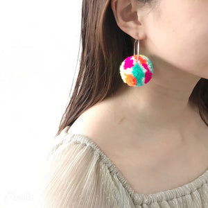 Earrings - Neon