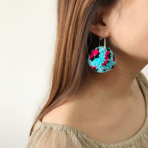 Earrings - Leopard Prints 2