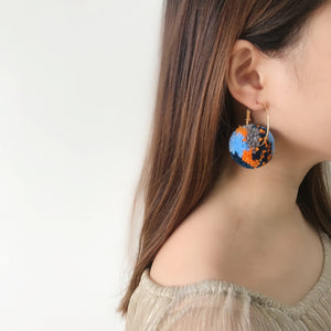 Earrings - Waves