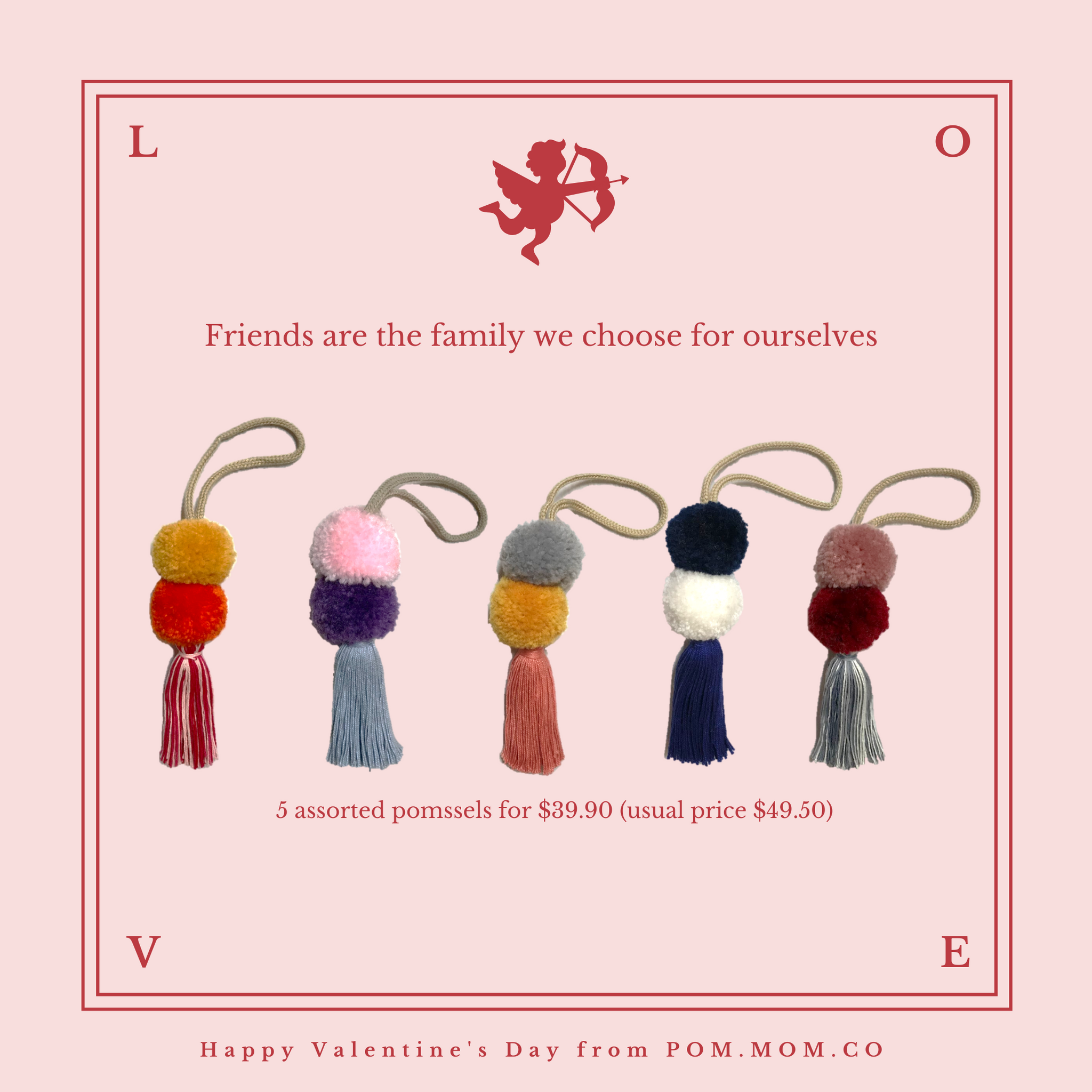 Exclusive Valentine's Special! (Set of 5)