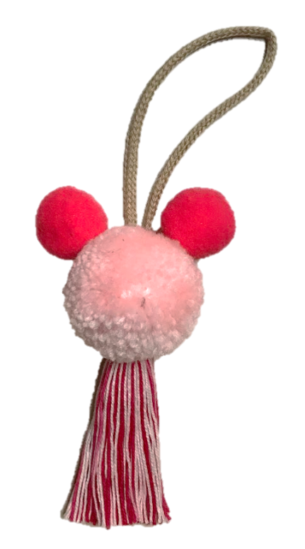 Mickey Pomssel (Baby Pink)