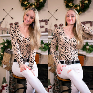 The Cheetah Body Suit