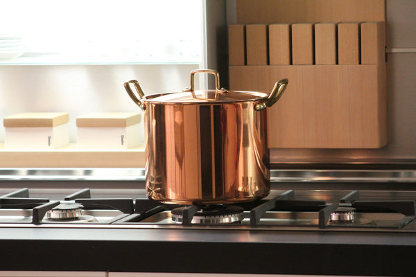 Copper Pan | Qolombo