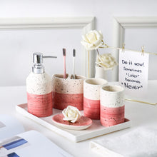 Load image into Gallery viewer, Ceramics Bathroom Sets | Qolombo