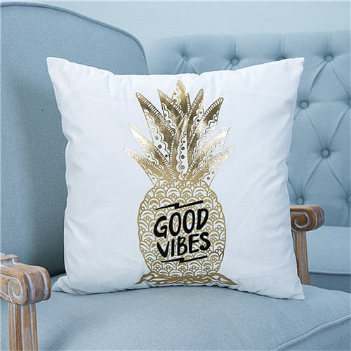 Good Vibes Cushion Cover