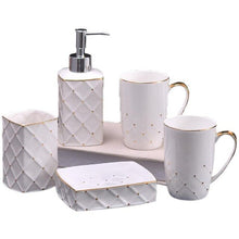 Load image into Gallery viewer, European-style Bathroom Wash Set | Qolombo