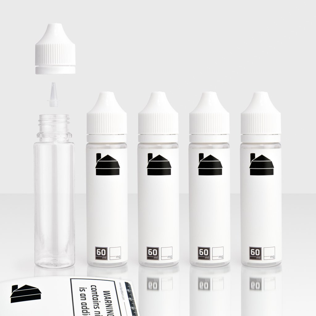 DIY E-liquid Bottle 5 Pack