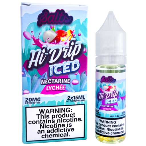 Hi-Drip ICED Salt 30ml