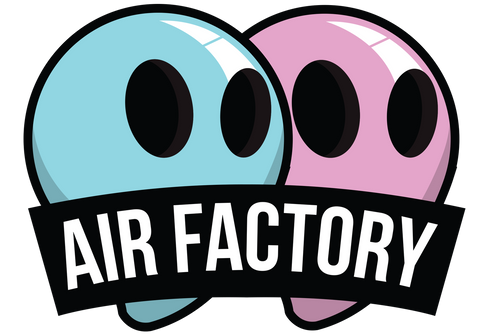 Air Factory E-Liquid 60ml