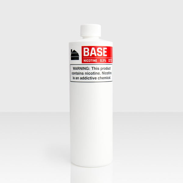 Unflavored E-liquid Base Solution 500ml