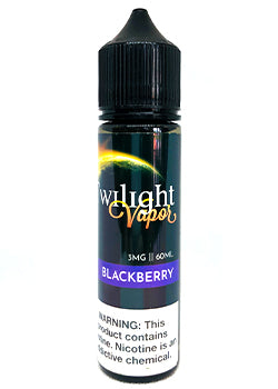 Twilight Vapor - Blackberry 60ml