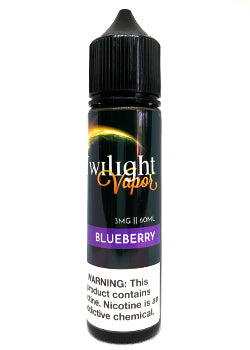 Twilight Vapor - Blueberry 60ml