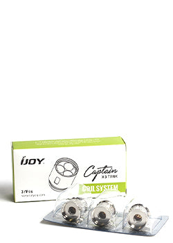 iJoy Captain X3 Replacement Coil