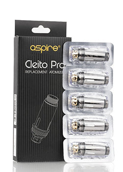Aspire Cleito Pro Mesh Replacement Coil - Single