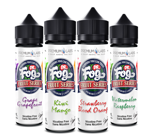 Dr. Fog's Fruit Series Salt 30ml