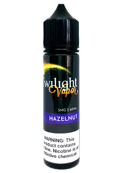Twilight Vapor - Hazelnut 60ml