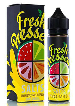 Fresh Pressed - Honeycomb Berry 60ml