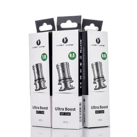 Lost Vape Orion Q Ultra Boost Replacement Coil - Single