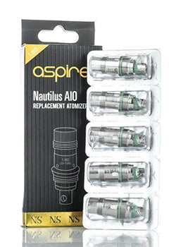 Aspire Nautilus AIO Replacement - Single