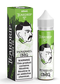 Teardrip - Pearamel 60ml