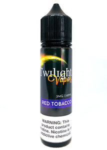 Twilight Vapor - Red Tobacco 60ml